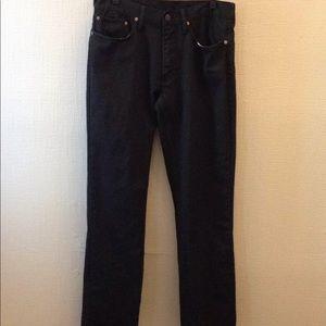 Polo black jeans 32/32